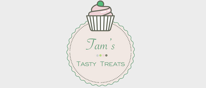 Image of Tam's Tasty Treats Logo